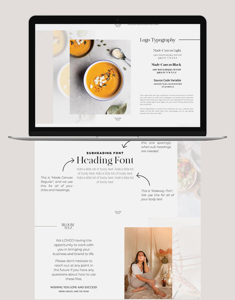 Real Roots Kitchen Brand Guidelines