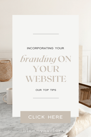11 Tips For Incorporating Branding Into Your Website Design