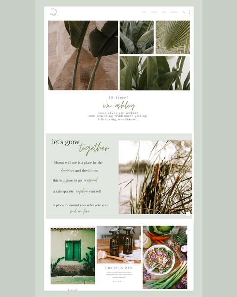 Bloom With Me Website Portfolio Piece.pn