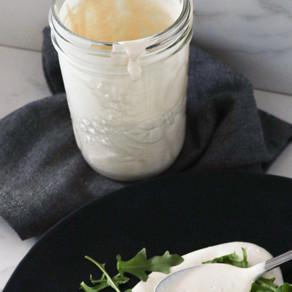 Vegan Garlic Cashew Aioli