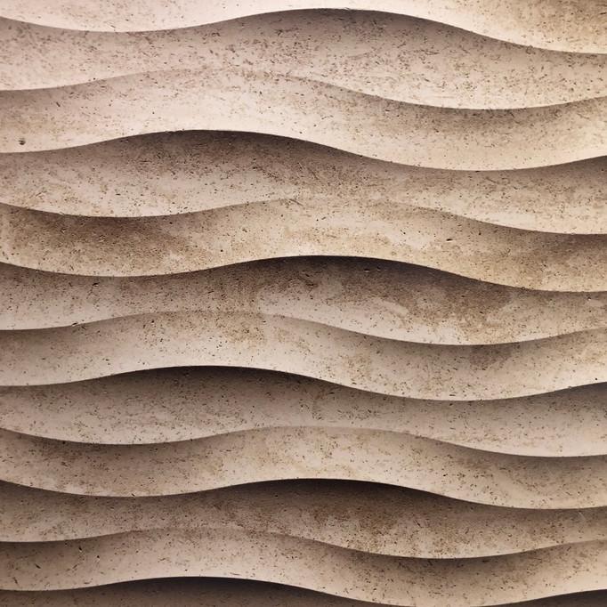 Il est important de savoir utiliser des matériaux et different textures sur des surfaces pour donner