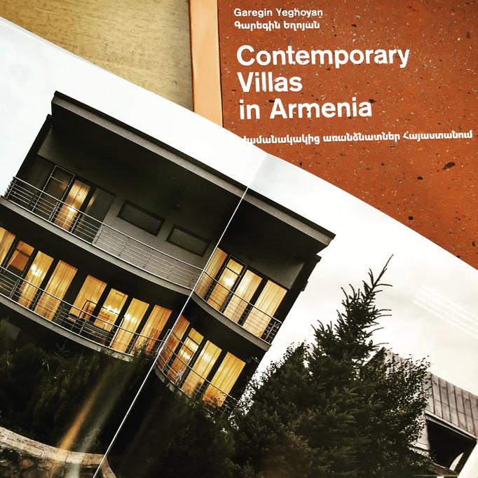 Chères passionnées, Je vous invite à découvrir le livre incroyable de l'architecte d'origine Arménie