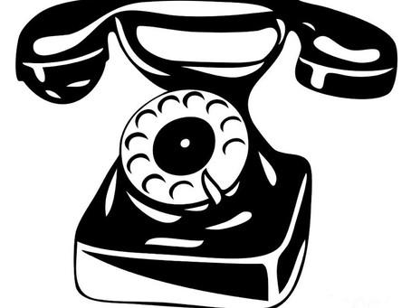 Phone Banking Volunteers Wanted