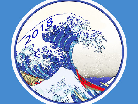 The Blue Wave Hits the Streets