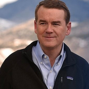 Michael Bennet Visit to Georgetown