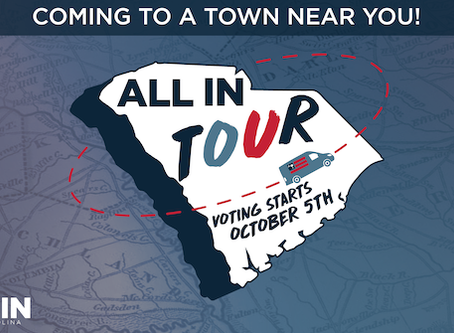 SCDP ALL-IN Tour comes to Georgetown
