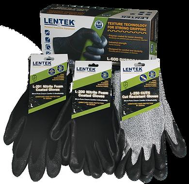 Lentek Glove Family.png
