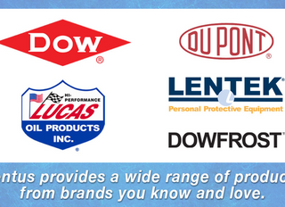 Lentus provides a wide range of products from brands you know and love.