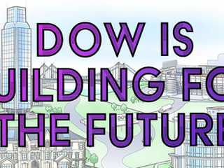 Dow Is Building for the Future