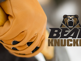 Introducing Bear Knuckles Gloves from Lentus