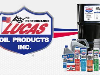 Get the Lucas Oil Advantage