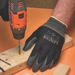 LENTEK L-200s are the work gloves that really do work