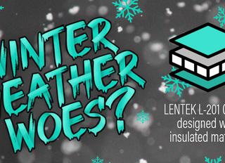 Winter Weather Woes? It's Cool.