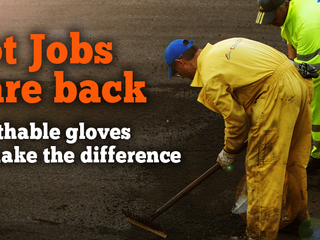 L-200 Work Gloves Make It Easy to Stay Cool