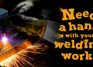Need a Hand with your Welding Work?