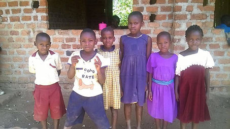 How could Tammy Ingram Founder of Blameless not partner with these beautiful children?