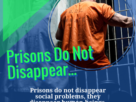 Violence Behind Bars Is Inescapable & Traumatizing...