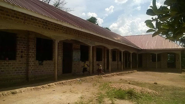 Blameless and Forever Free Ministries partners with Kivule Christian Centre to build more schools.