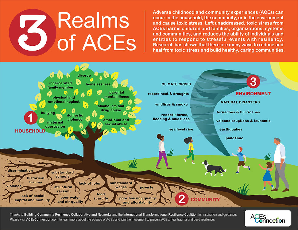 Blameless 3Realms of ACEs