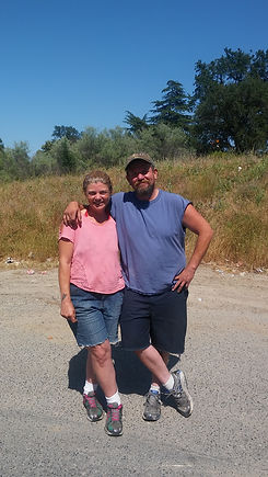 Blameless and Forever Free Ministries and Chaplain Tammy Ingram fell in love with these two friends in need during their outreach programming.  Tammy and Dave are no longer homeless; praise God!