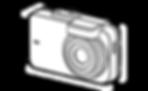 innowa journey dashcam ドライブレコーダー 外形寸法