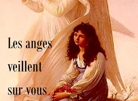 Les anges veillent sur vous