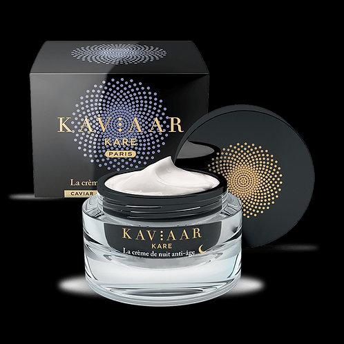 Kaviaar kare crème de Nuit