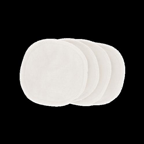 Lot de 4 éco lingettes Green Skincare
