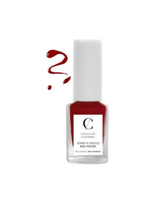 Vernis N°42 Rouge Poinsettia  Couleur Caramel