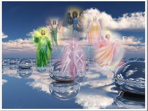 Connectez vous intimement avec les Archanges COMPLET