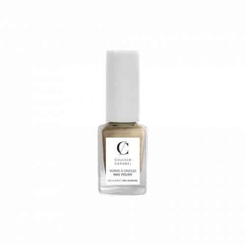 Vernis N°82 L'or Couleur Caramel