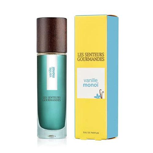 Eau de Parfum Vanille Monoï  Les senteurs gourmandes 15 ml