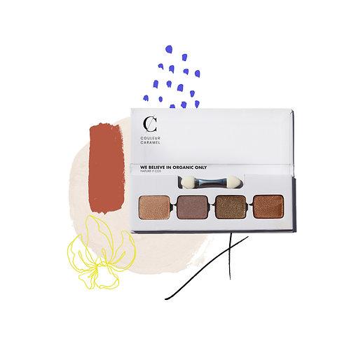 Palette Regard N°43 L'éternel Couleur Caramel