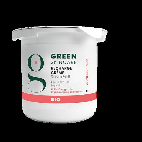Recharge Crème Jeunesse Green Skincare
