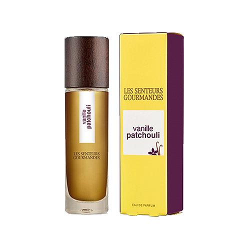 Eau de Parfum Vanille Patchouli  Les senteurs gourmandes 15 ml