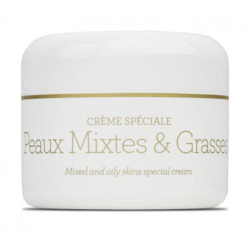 PEAUX MIXTES ET GRASSES