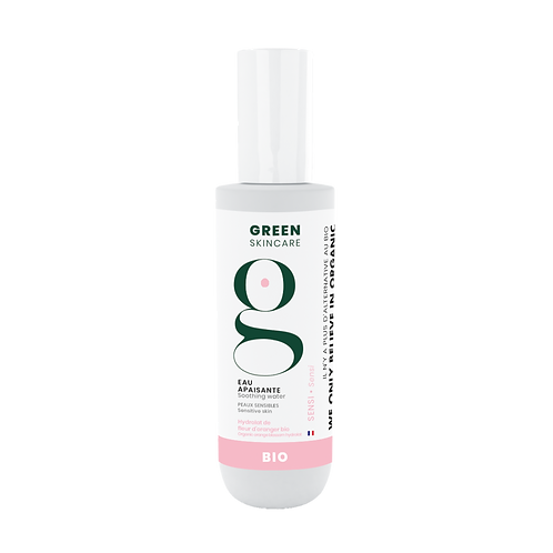 Eau apaisante Sensi Green Skincare