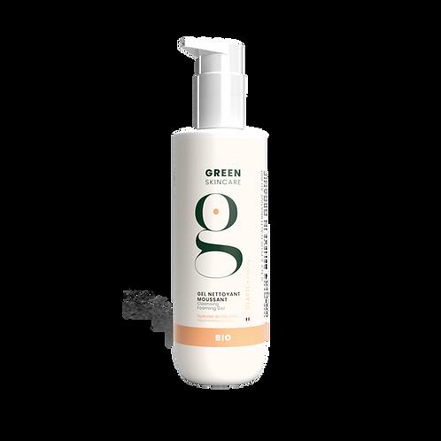 Gel Nettoyant Moussant Green Skincare