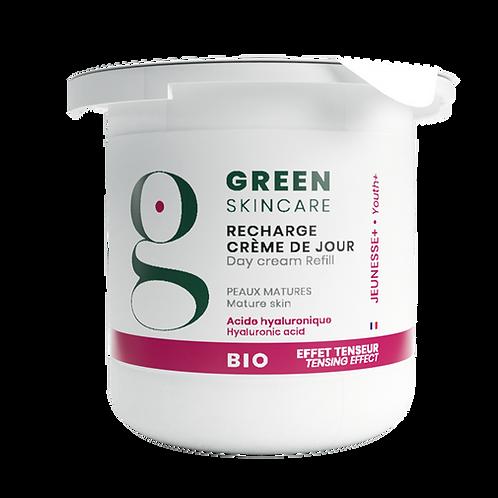 Recharge Crème de Jour Jeunesse+  Green Skincare