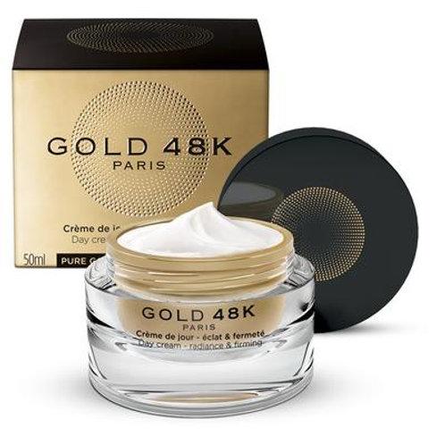Gold 48 K  crème de jour