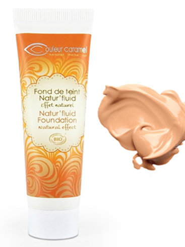FOND DE TEINT Natur'fluid 13 beige abricot