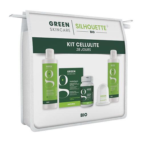 Kit  Cellulite   Silhouette + Green Skincare
