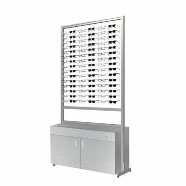 Floor Standing DW Displays with Cabinet