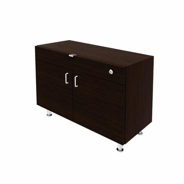 Single Small DW Cabinet - Walnut