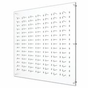 Acrylic Wall Mount DW Panel - DW31-105F