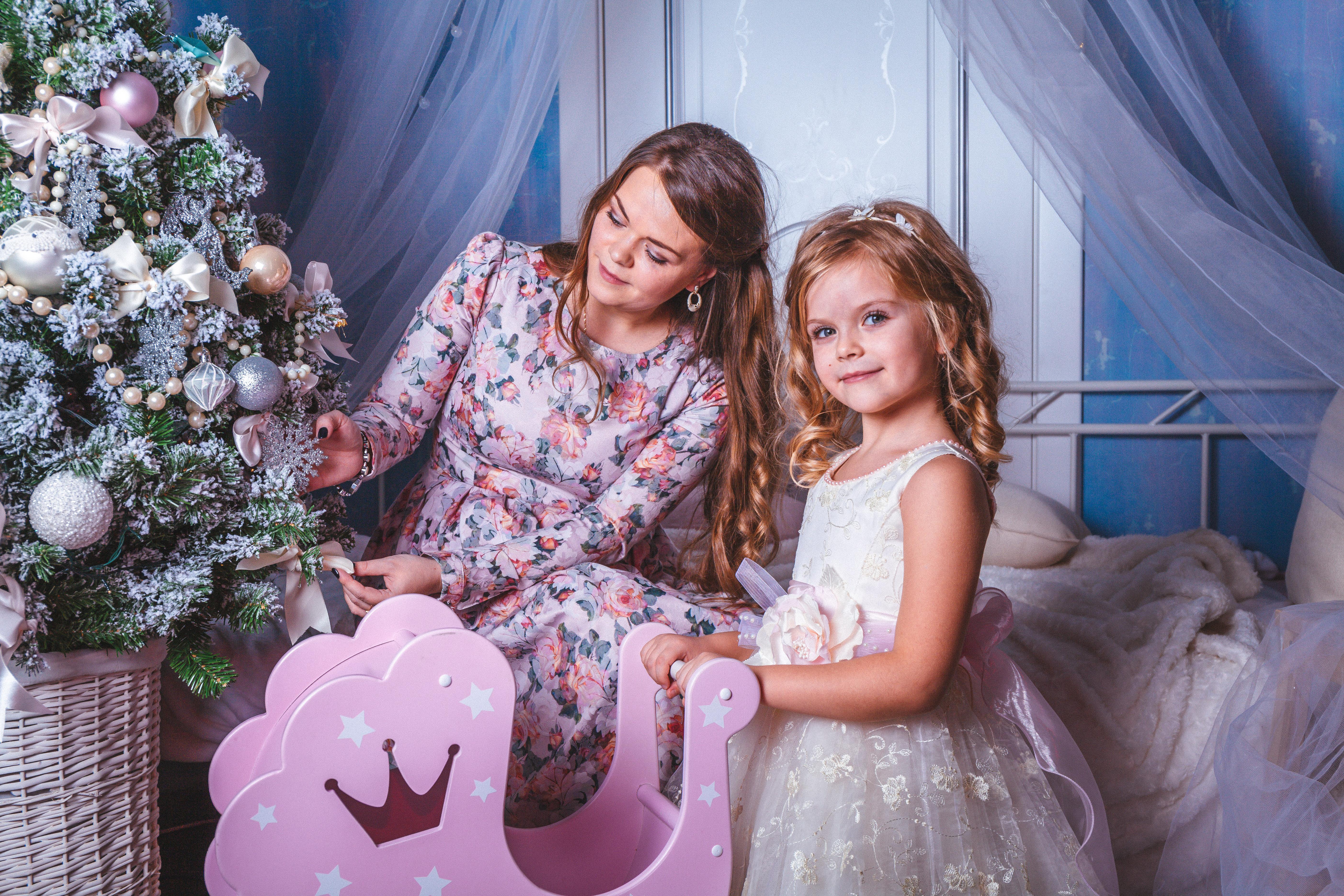 Фотосессия для 3х принцес