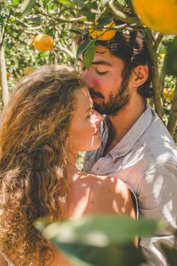 Love story in Sicily