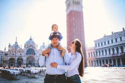 Семейная фотосессия в Венеции