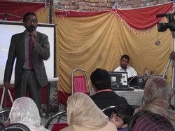 Oasis college Pastor Samson