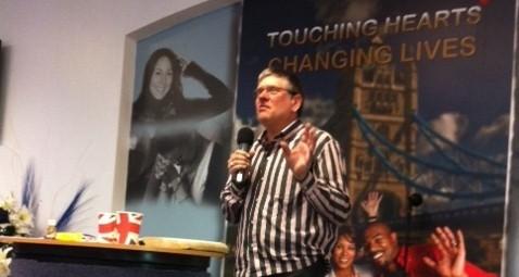 Alaric preaching 1